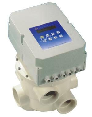Автоматизированный блок управления обратной промывкой Eurotronik — 25, 230 В