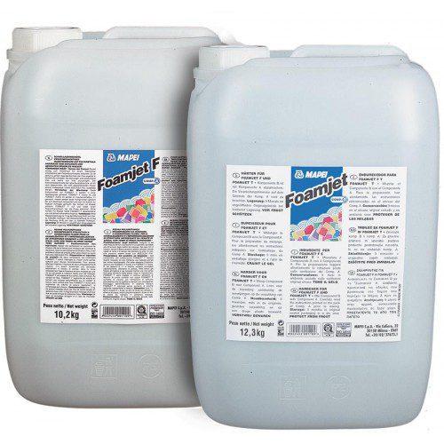Быстрая полиуретановая смола FOAMJET T,  для гидроизолирующих инъекций, 44кг (20+24)