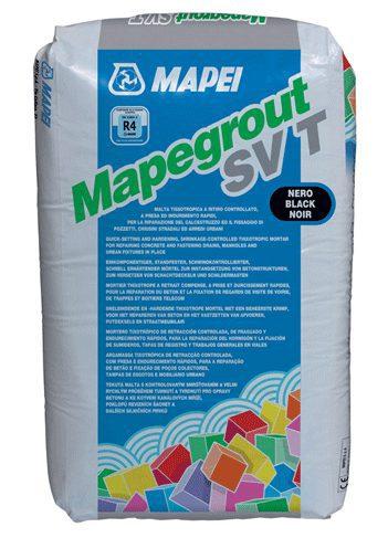 Быстрый раствор для ремонта бетона MAPEGROUT SV Т, 25 кг
