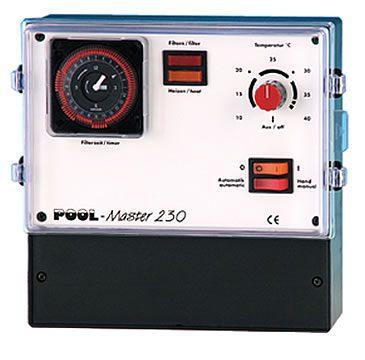 Блок управления фильтрацией и нагревом Pool-Master 230