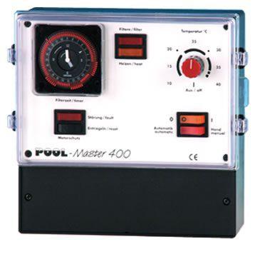 Блок управления фильтрацией и нагревом Pool-Master 400