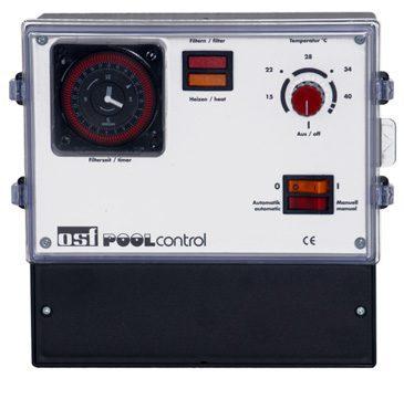 Блок управления фильтрацией и нагревом PoolСontrol 230 ES