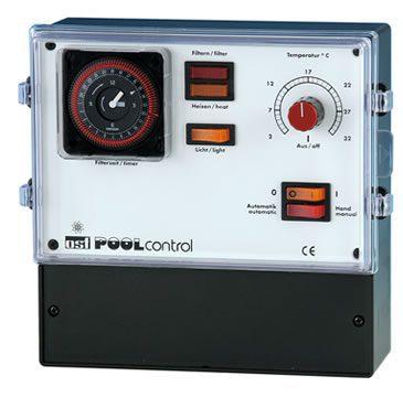 Блок управления фильтрацией и нагревом PoolСontrol 230 ES Spezial