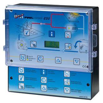 Блок управления фильтрацией и нагревом PoolСontrol 250