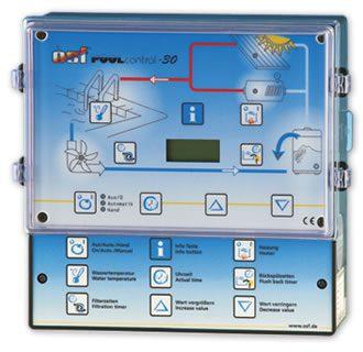 Блок управления фильтрацией и нагревом PoolСontrol 30