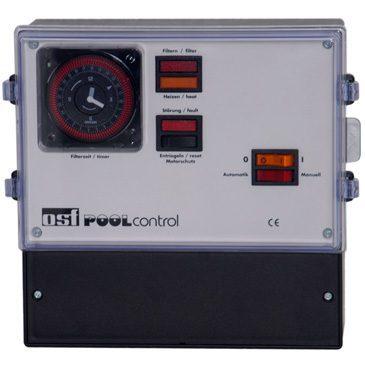 Блок управления фильтрацией и нагревом PoolСontrol 400