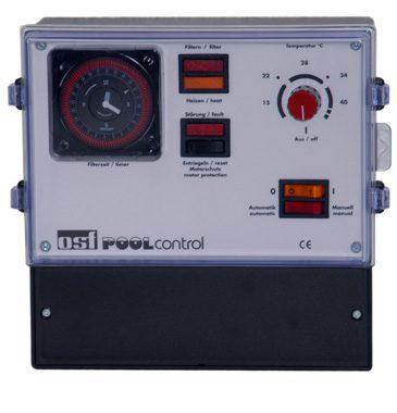 Блок управления фильтрацией и нагревом PoolСontrol 400 ES