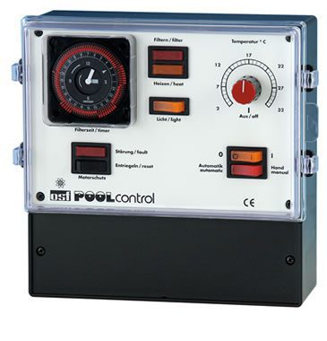 Блок управления фильтрацией и нагревом PoolСontrol 400 ES Spezial
