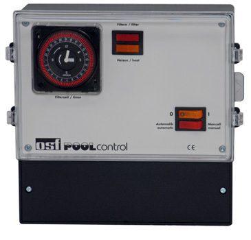 Блок управления фильтрацией PoolСontrol 230