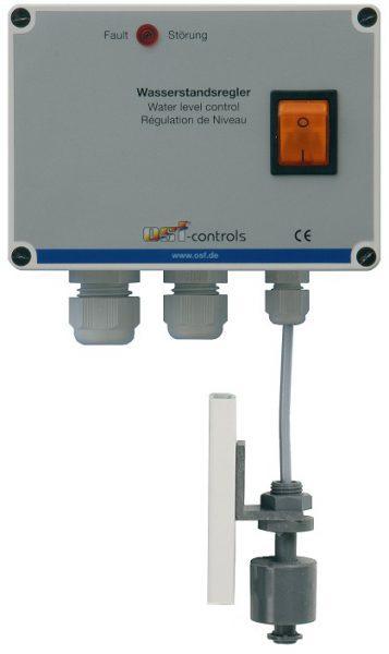 Блок управления уровнем воды SNR-1609
