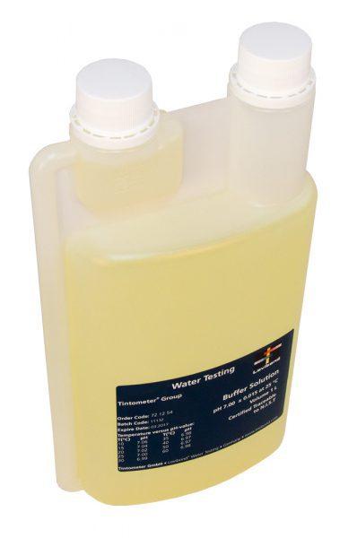 Буферный раствор PH 7, запасной реагент для PH-метра SD 50, 1 л