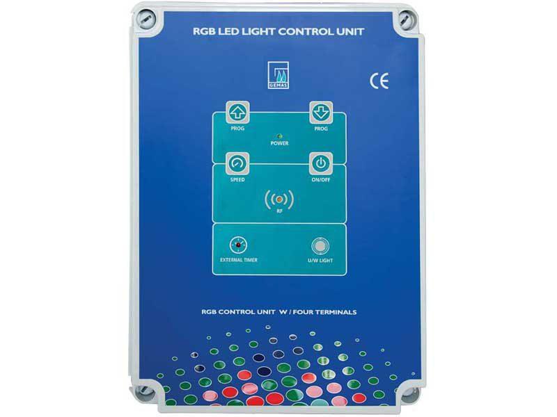 Центральный блок управления RGB прожекторами