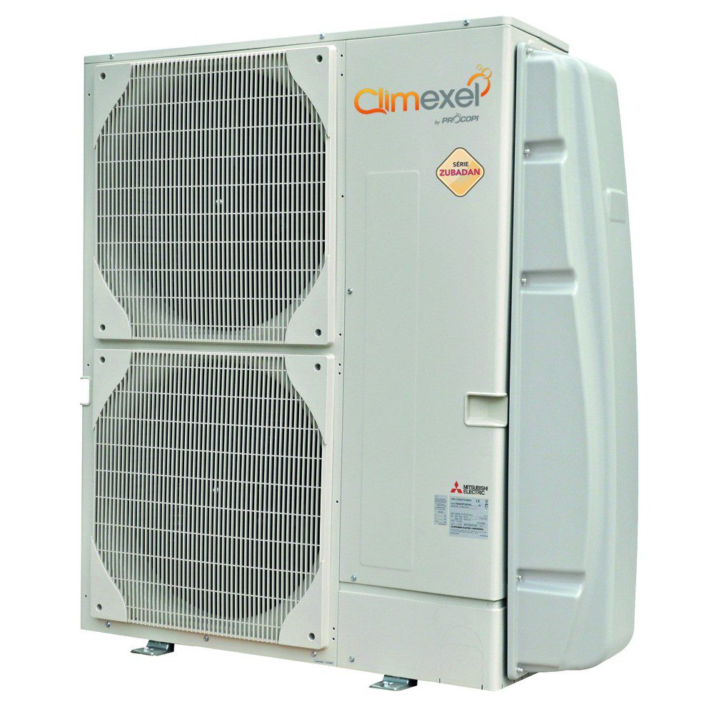 Чиллер/Тепловой насос Climexel M.P.I.-190T 3~, 400В,20 кВт