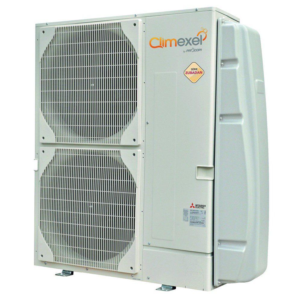 Чиллер/Тепловой насос Climexel M.P.I.-380T 3~, 400В,38 кВт