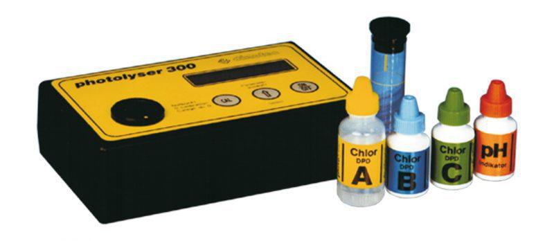 Цифровой фотометр Photolyser-300 с набором реагентов