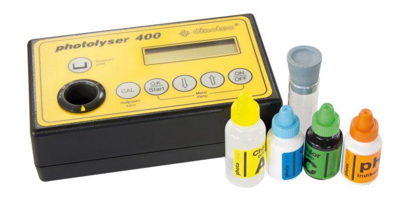 Цифровой фотометр Photolyser-400 с набором реагентов