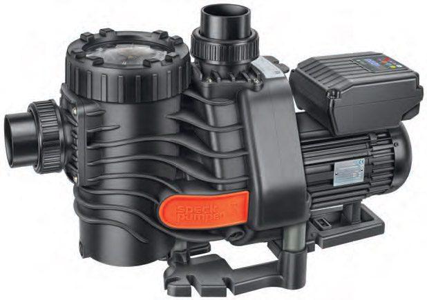 Циркуляционный самовсасывающий насос Speck BADU EasyFit Eco VS, 28 м3/ч, 230 В
