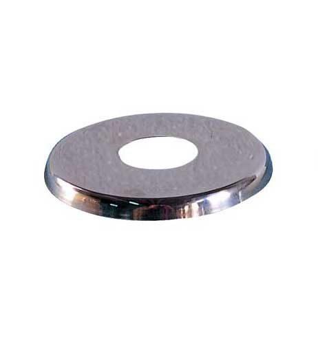 Декоративное накладное кольцо для лестницы , нерж. сталь AISI 304