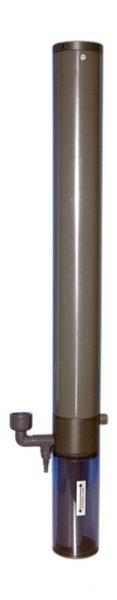 Деструктор озона с сифоном для установок озонирования Din-o-zon без активированного угля