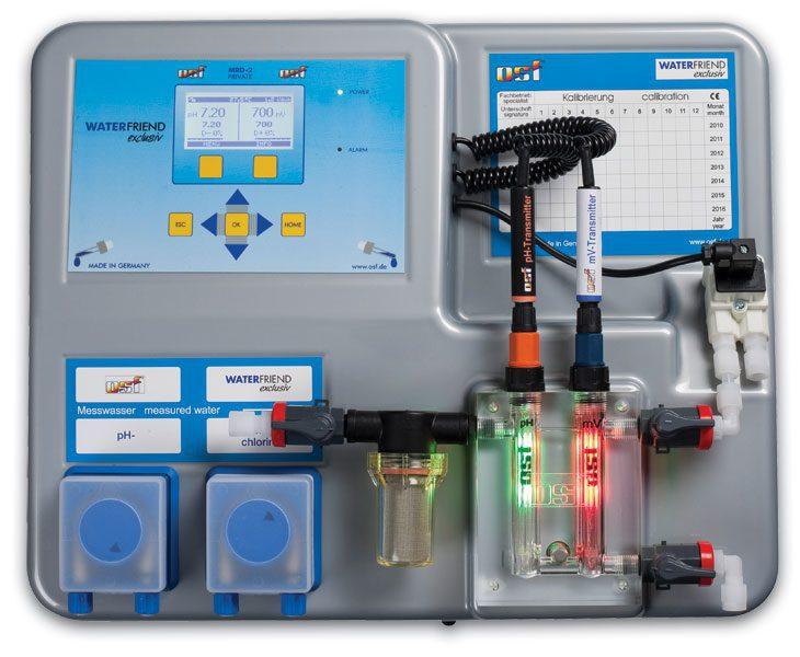 Дозирующая система WATERFRIEND Exclusiv MRD-2 (без доступа к интрнет)