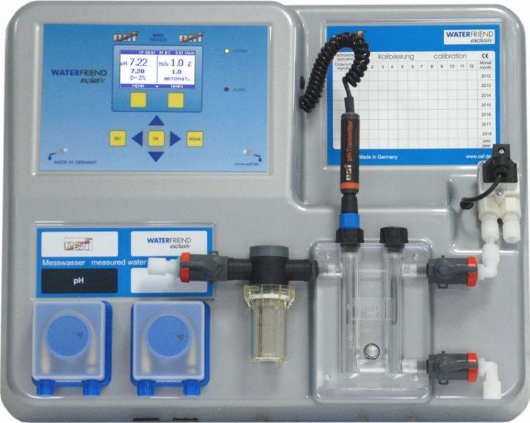 Дозирующая станция WATERFRIEND активный кислород MRD-1 с доступом в интернет