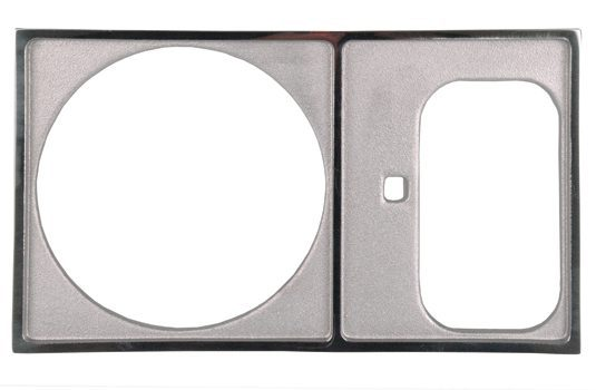 Двойная Рамка для скиммера AllFit 240 мм