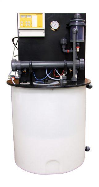 Электролиз VoDes BlueTech 120, 120 г/ч, 0.54 кВт/ч с трансформатором, управляющим терминалом