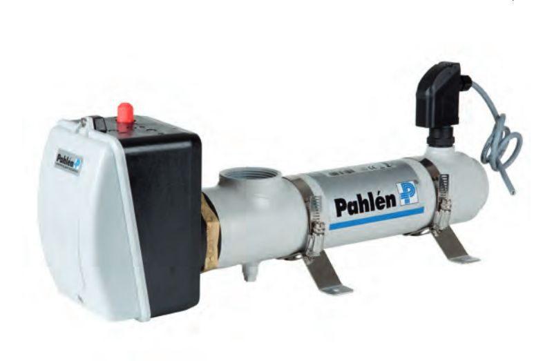 Электронагреватель ( 3 кВт) с датчиком потока Pahlen