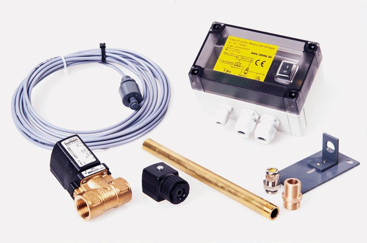 Электронный регулятор уровня воды Hugo Lahme AllFit