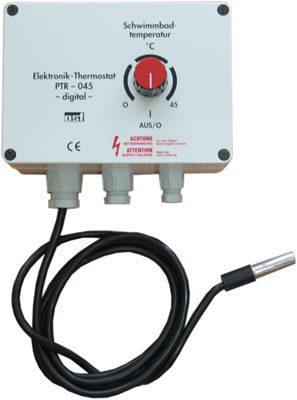 Электронный терморегулятор PTR-045