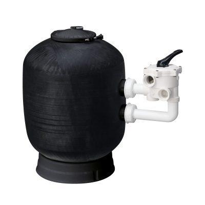 Фильтр песочный установка SALZBURG 800, с ручным клапаном, 24 м3/ч