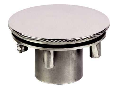Форсунка для подключения пылесоса для пленочного бассейна, D=100 мм, нар. резьба G1 1/2