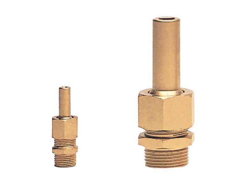 Форсунка фонтана Finger 3-6T, 3/8″, O 6 мм, бронза