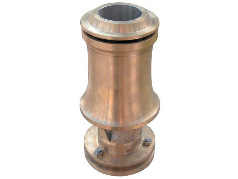 Форсунка фонтана Гейзер 20T, 1″, O 20 мм, бронза