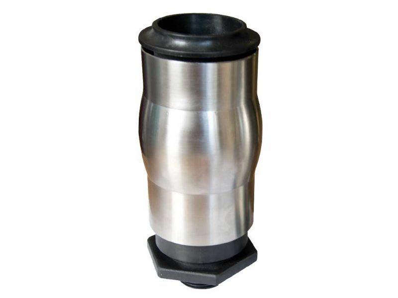Форсунка фонтана Spring 35-10E, 1″, O 32 мм, нерж. сталь, пластик