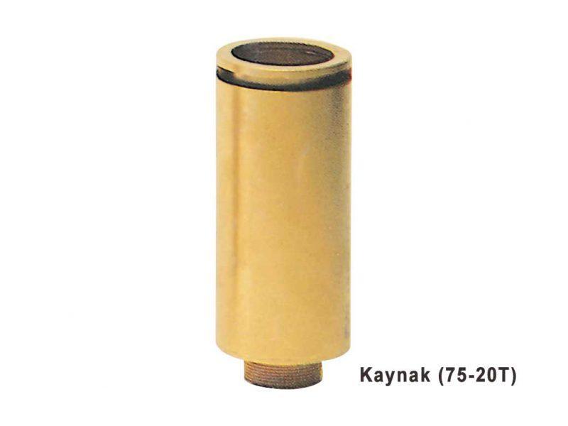 Форсунка фонтана Spring 75-20T, 2″, O 75 мм, нерж. сталь, бронза