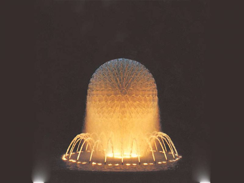 Форсунка фонтана Water Sphere 1500