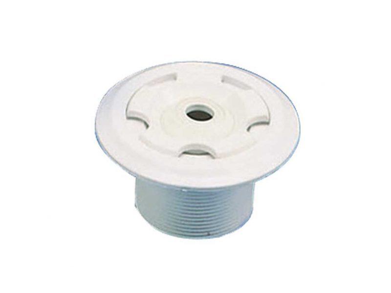 Форсунка подающая стеновая ABS, 2″ нар.р./ 50 мм, плитка