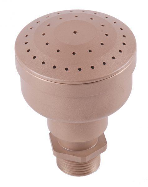 Форсунки фонтана SpringFit Вулкан 37-2.5, 1″, O 87 мм, бронза