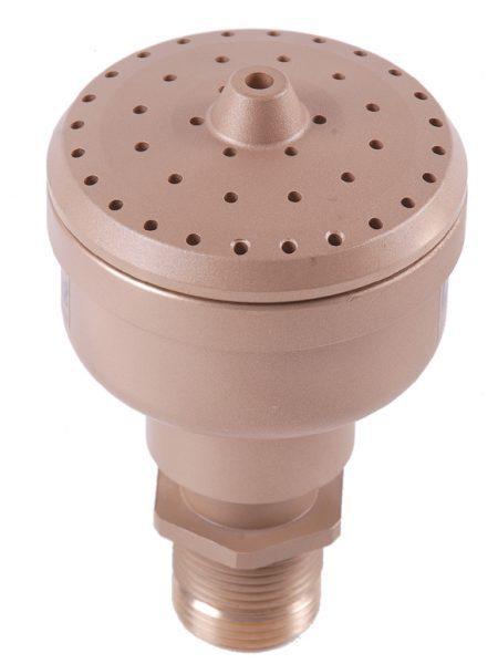 Форсунки фонтана SpringFit Вулкан 43-3, 1″, O 87 мм, бронза