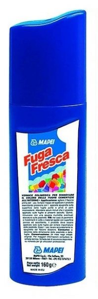FUGA FRESCA, акриловая краска д/обновления швов, №113, тёмно-серый, 160 г