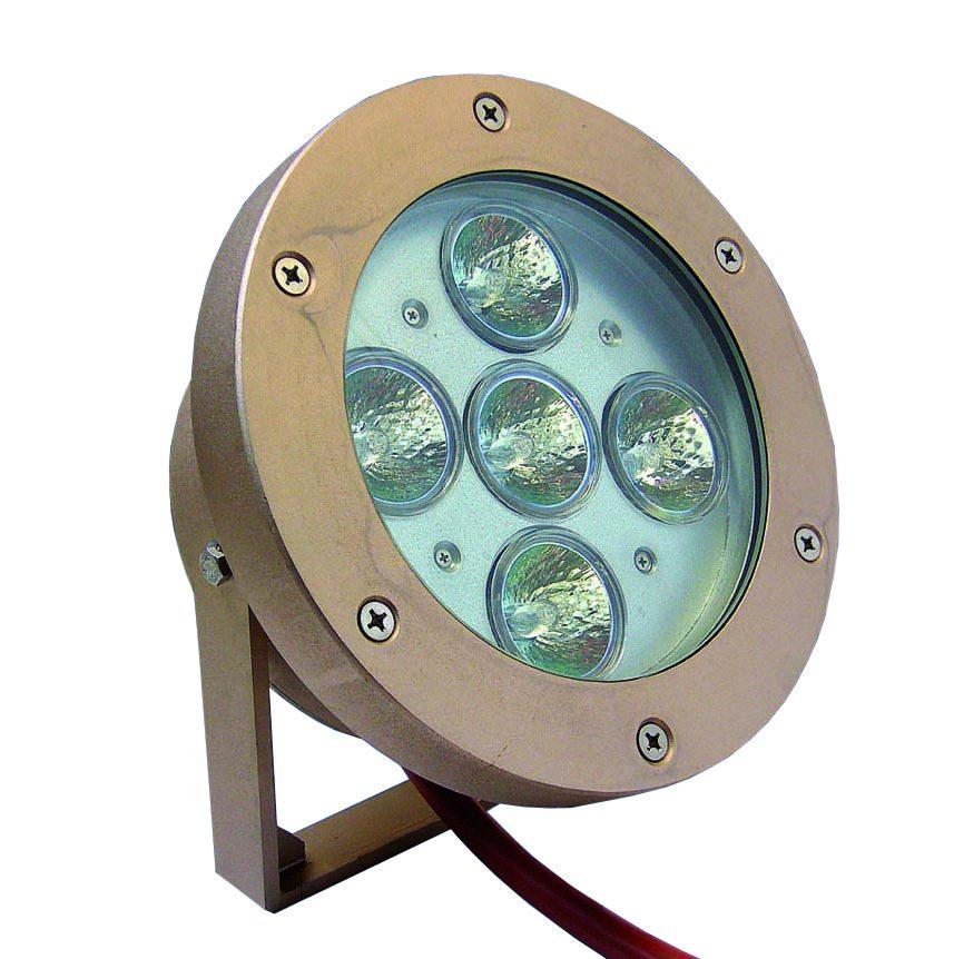 Галогеновый прожектор5 X 50 Вт HUGO LAHME Vitalight