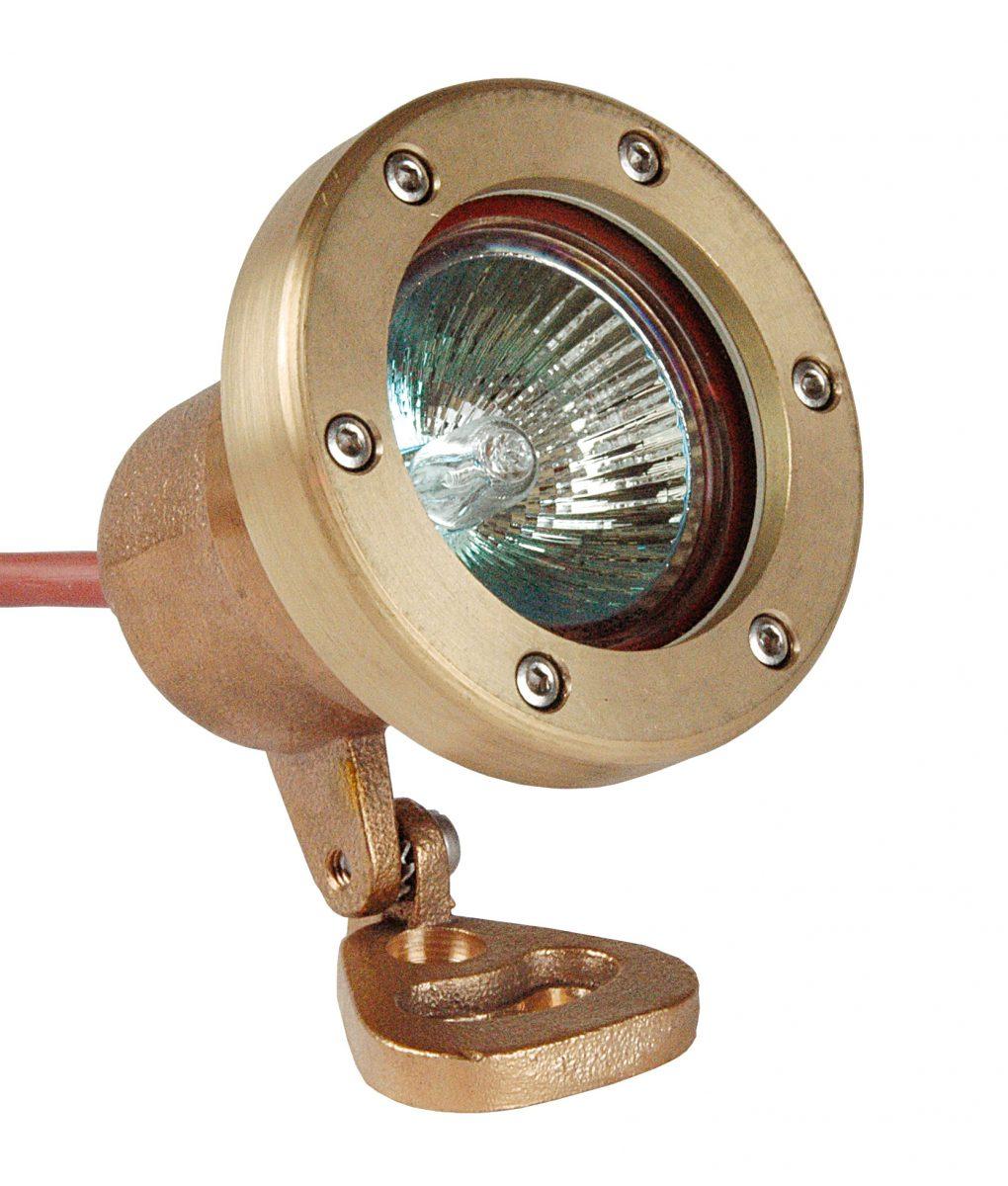 Галогеновый прожектор50 Вт, 12 В HUGO LAHME Vitalight