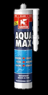 Герметик Aqua Max, бассейновый универсальный, 425 г.