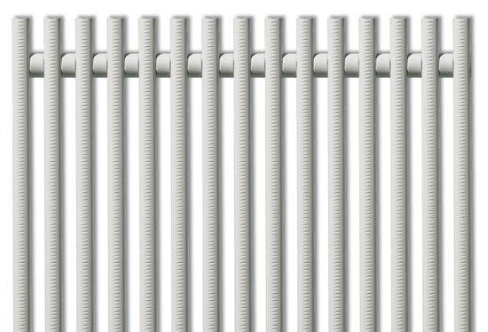 Гибкая поперечная перилевная решетка для бассейна 22 мм х 150 мм