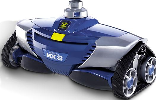 Гидравлический робот очиститель Zodiac MX 8,
