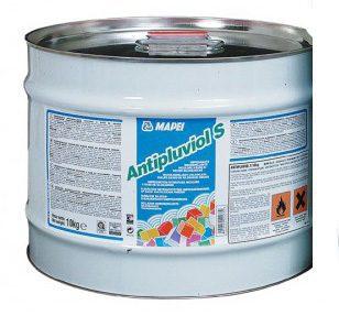 Гидрофобная силоксановая пропитка ANTIPLUVIOL S, для бетона, кирпича, камня, 10 кг