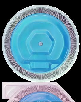 Гидромассажная ванна Ospa Abano U