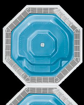 Гидромассажная ванна Ospa Baden-Baden U