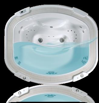 Гидромассажная ванна Ospa Cannes